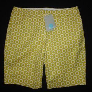 "Boden Walking Shorts Women US 10 UK 14 9"" inseam"